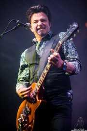 Johnny Hickman, guitarrista y cantante de Cracker (WOP Festival 2015, Bilbao, 2015)