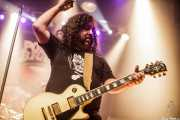 "Asier ""Pulpo"", guitarrista de Porco Bravo (Kafe Antzokia, Bilbao, 2016)"