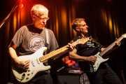 Tommy Dunbar -guitarra y voz- y Jon Rubin -voz y guitarra- de The Rubinoos