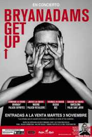 Cartel de Bryan Adams (Bilbao Exhibition Centre (BEC), Barakaldo, )