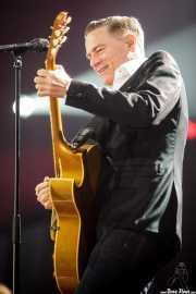 Bryan Adams, cantante y guitarrista (Bilbao Exhibition Centre (BEC), Barakaldo, 2016)