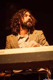 Julián Maeso, organista invitado de Still River (Kafe Antzokia, Bilbao, 2016)