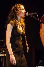 Maria Argüeso, cantante corista invitada de Pierrot (Sala Cúpula (Teatro Campos Elíseos), Bilbao, 2016)