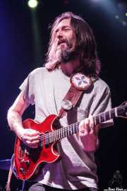 Chris Robinson, cantante y guitarrista de Chris Robinson Brotherhood (Zentral, Iruña / Pamplona, 2016)