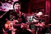 TequilaSavate -voz, guitarra y batería- y El Hijo Bastardo -guitarra- (Hika Ateneo, Bilbao, 2016)