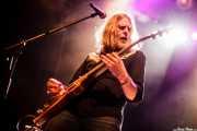 Eric Saylors, guitarrista de The Steepwater Band (Kafe Antzokia, Bilbao, 2016)