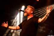 Kyle Thomas, cantante de Trouble (Santana 27, Bilbao, 2016)