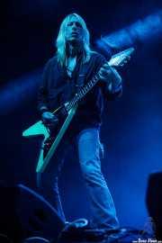 Rick Wartell, guitarrista de Trouble (Santana 27, Bilbao, 2016)