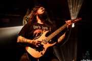 Matt Brunson, guitarrista de Crowbar (Santana 27, Bilbao, 2016)