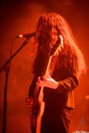 Yotam Rubinger, guitarrista de Uncle Acid and the Deadbeats (Santana 27, Bilbao, 2016)