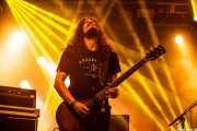 John Dziuban, guitarrista de Carousel (Santana 27, Bilbao, 2016)