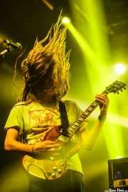 Nick DiSalvo, guitarrista, cantante de Elder (Santana 27, Bilbao, 2016)
