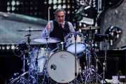 Max Weinberg, baterista de Bruce Springsteen and the E Street Band (Estadio de Anoeta, Donostia / San Sebastián, 2016)