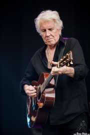 Graham Nash, cantante y guitarrista (Music Legends Fest, Sondika, 2016)