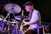 Scott Hammond, baterista de Jethro Tull / Ian Anderson Band (Music Legends Fest, Sondika, 2016)