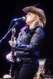 Lucinda Williams, cantante y guitarrista (Azkena Rock Festival, Vitoria-Gasteiz, 2016)