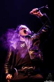 Glenn Danzig, cantante de Danzig (Azkena Rock Festival, Vitoria-Gasteiz, 2016)