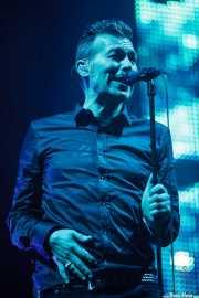 José Antonio García, cantante y armonicista de 091 (Azkena Rock Festival, Vitoria-Gasteiz, 2016)