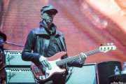 Pino Palladino, bajista de The Who (Azkena Rock Festival, Vitoria-Gasteiz, 2016)