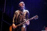 Captain Poon, guitarrista de Marky Ramone's Blitzkrieg (Azkena Rock Festival, Vitoria-Gasteiz, 2016)