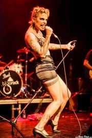 Vinila Von Bismark, cantante (Bilborock, Bilbao, 2016)