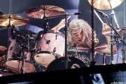 Mikkey Dee, baterista de Scorpions (Bilbao Arena, Bilbao, 2016)