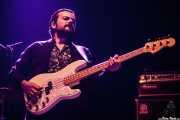 Álvaro Sanjuán del Castillo, bajista y guitarrista de Hola A Todo El Mundo (Bilbao BBK Live, Bilbao, 2016)