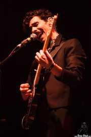 "J. Arjonilla ""Ari"", guitarrista, cantante de Hola A Todo El Mundo (Bilbao BBK Live, Bilbao, 2016)"