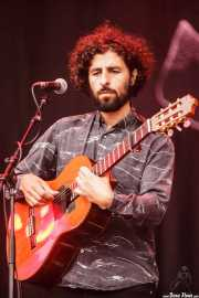 José González, cantante y guitarrista (Bilbao BBK Live, Bilbao, 2016)