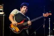 Meta, bajista de Nudozurdo (Bilbao BBK Live, Bilbao, 2016)
