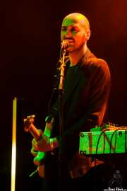 Juan Escribano, guitarrista de WAS (Bilbao BBK Live, Bilbao, 2016)