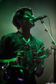 Deu Txakartegi, cantante de WAS (Bilbao BBK Live, Bilbao, 2016)