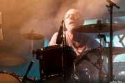 David Lovering, baterista de Pixies (Bilbao BBK Live, Bilbao, 2016)