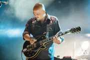Joey Santiago, guitarrista de Pixies (Bilbao BBK Live, Bilbao, 2016)