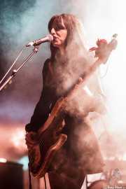 Paz Lenchantin, bajista y cantante de Pixies (Bilbao BBK Live, Bilbao, 2016)