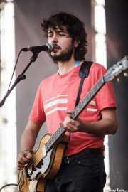 Bajista de Soleá Morente (Bilbao BBK Live, Bilbao, 2016)