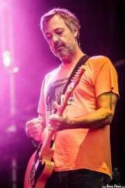 Jaime Guzmán, guitarrista de McEnroe (Bilbao BBK Live, Bilbao, 2016)