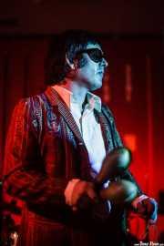 """Marcos Mascato """"Marky"""",cantante de The Phantom Keys (Satélite T, Bilbao, 2016)"""