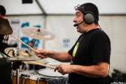Jimmy, baterista de Nalga (SaniRock 16, Bilbao, 2016)