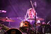 Andrew Lee, baterista de St. Paul & The Broken Bones (Mundaka Festival, Mundaka, 2016)