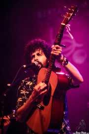 Alex Barrio, cantante y guitarrista de Gerente (Bilborock, Bilbao, 2016)