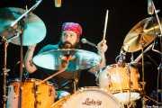 Daniel Francisco, baterista de Grand Matter (Bilborock, Bilbao, 2016)
