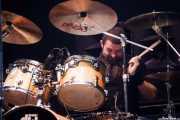 Craig Anderson, baterista de Ignite (Gasteiz Calling, Vitoria-Gasteiz, 2016)