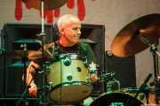 Steve Bruce, baterista de Cock Sparrer (Gasteiz Calling, Vitoria-Gasteiz, 2016)