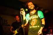 Cantante y guitarrista de Aire Libre (Submarino Amarillo, La Habana, 2016)