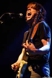 Gonzalo Portugal, guitarrista y cantante de Last Fair Deal (Kafe Antzokia, Bilbao, 2016)