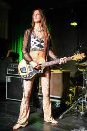 Cato van Dyck, cantante y guitarrista de My Baby (BIME festival, Barakaldo, 2016)