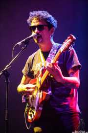 Juan Maravi, cantante y guitarrista de Exnovios (BIME festival, Barakaldo, 2016)