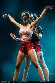 Bailarinas de Javiera Mena (BIME festival, Barakaldo, 2016)