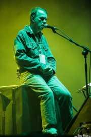 Edwyn Collins, cantante (BIME festival, Barakaldo, 2016)